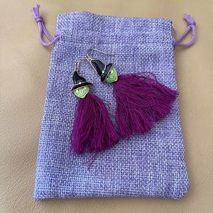 🎃 witch earrings 🎃